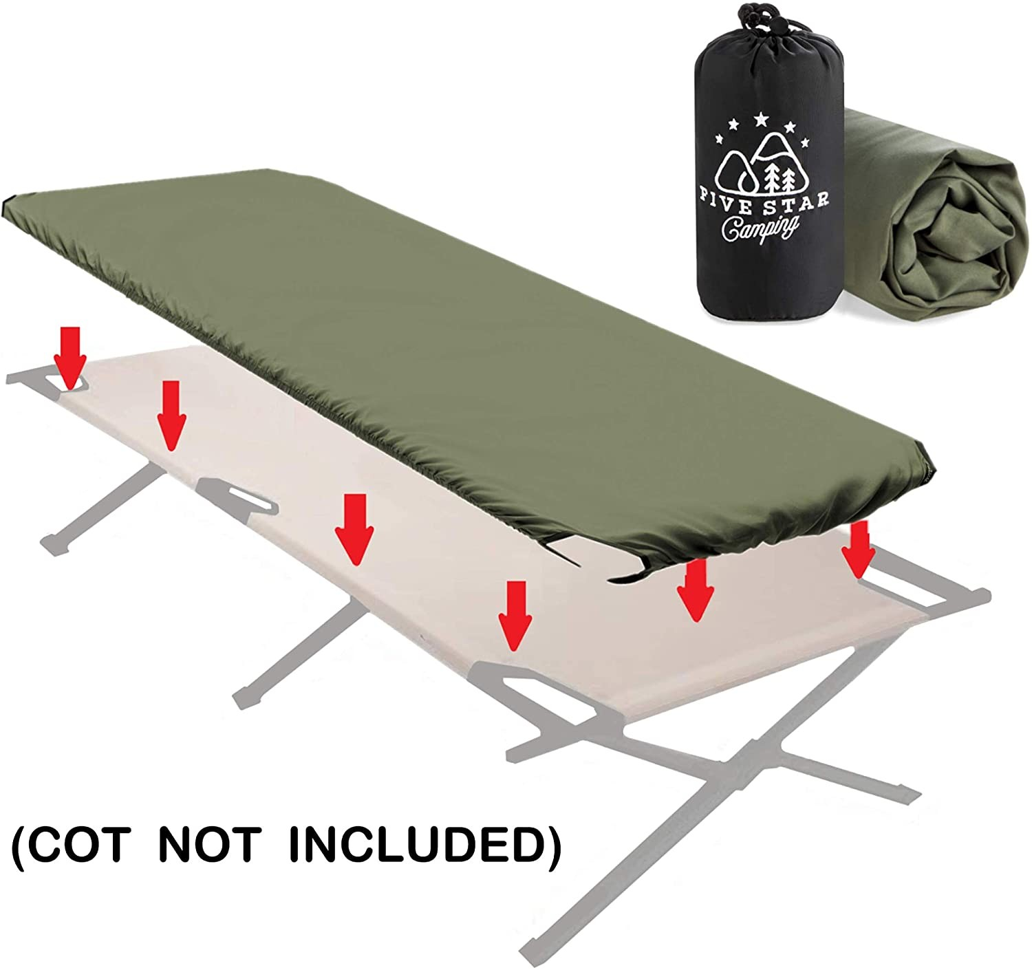 Portable Camping Bed Pad Set