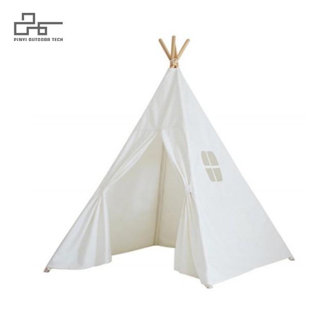 White Kids Tent