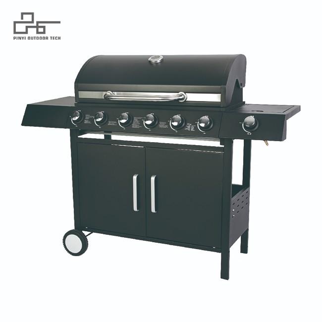 Luxury Barbecue Equipment