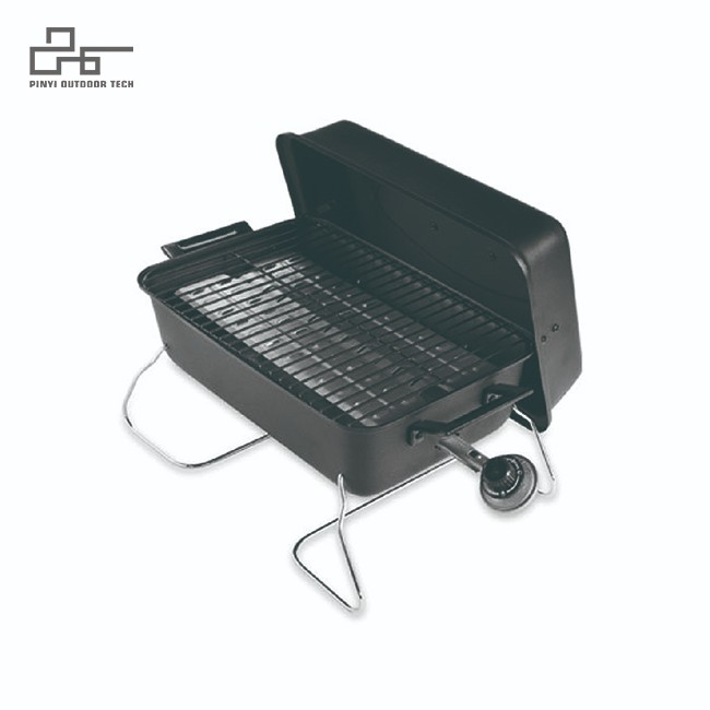 Standard Portable Liquid Propane Gas Grill