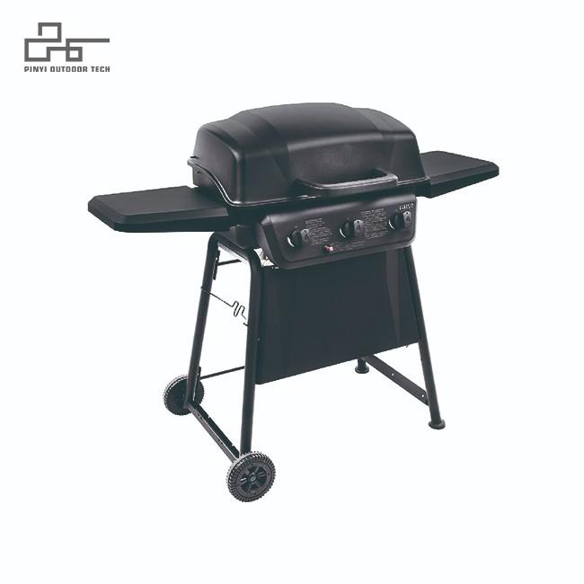 Classic 360 3-Burner Liquid Propane Gas Grill