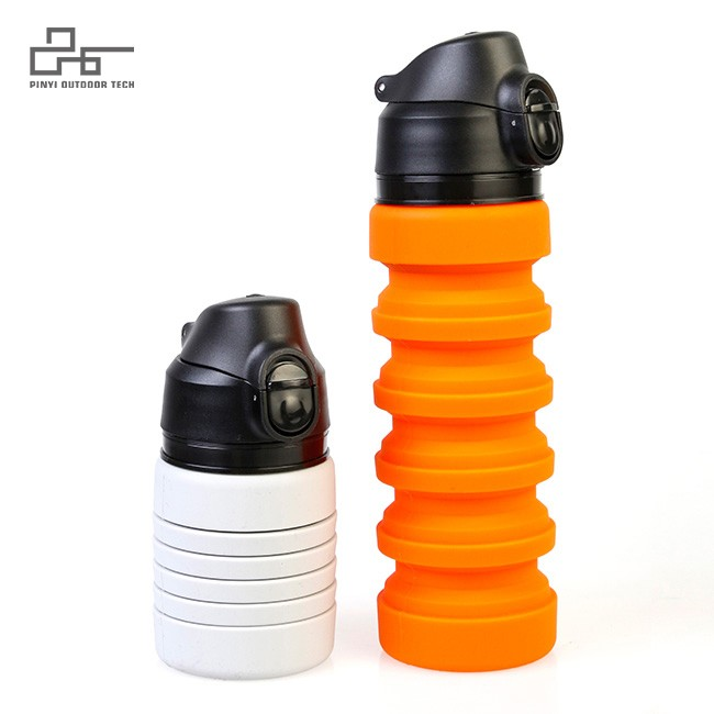 Collapsible Silicone Cup Drinking Cup