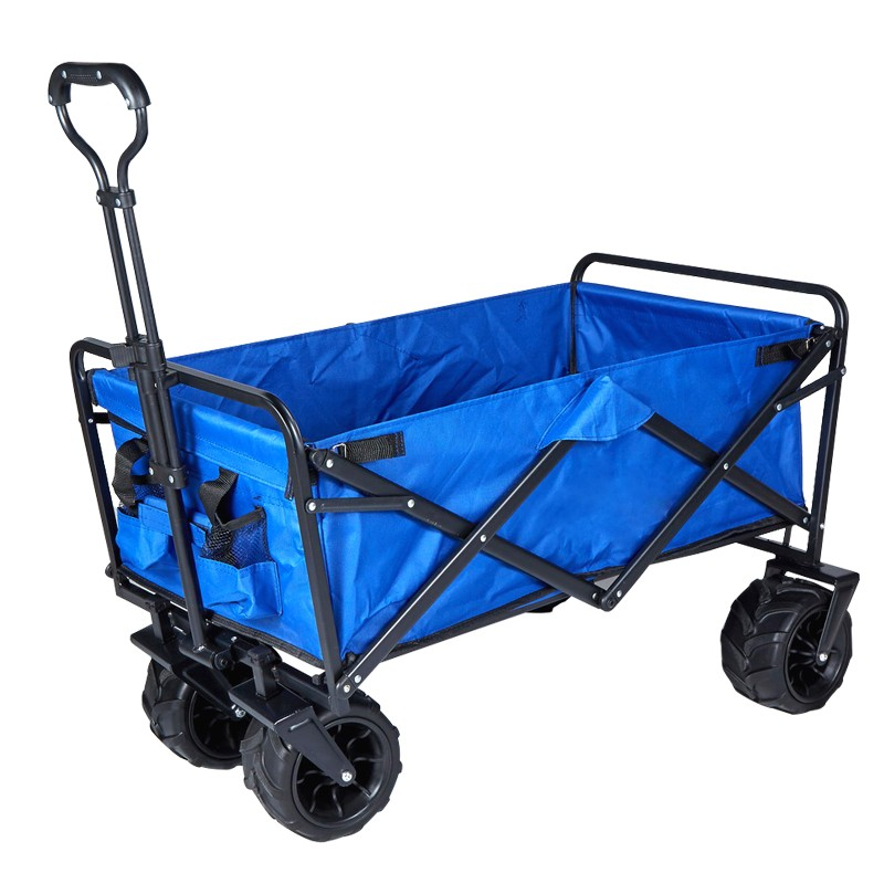 Camping Outdoor Utility Wagon Cart