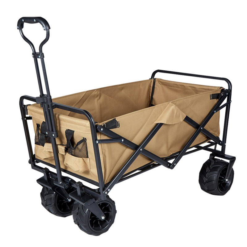 Camping Outdoor Utility Wagon Cart