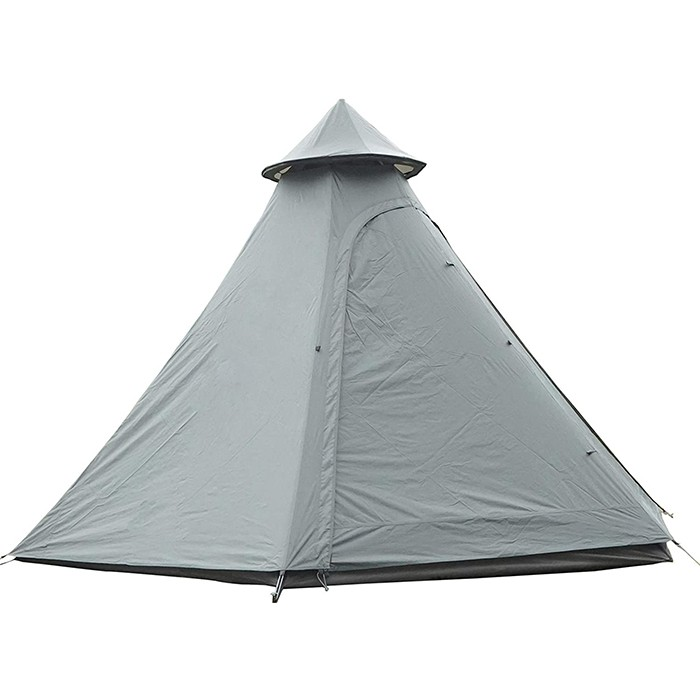 5-6 Person 4 Season Double Layers Waterproof Anti-UV Windproof Tents