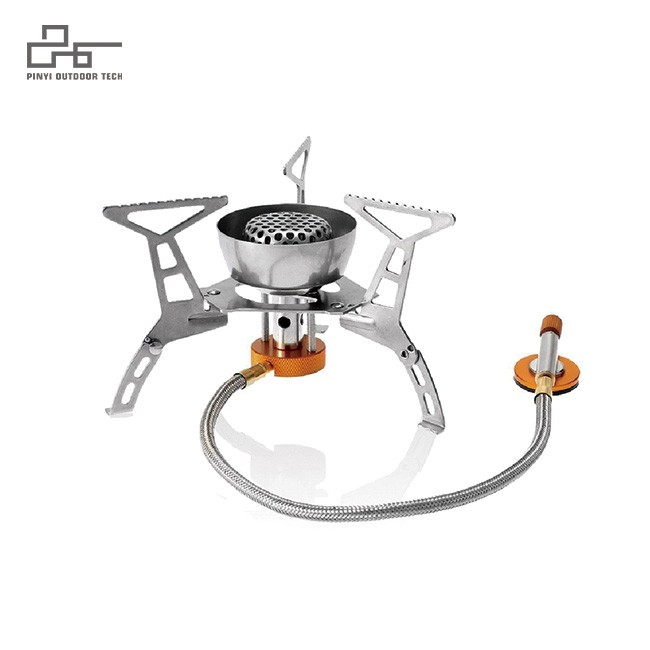 Windproof Camping Stove Gas Cooker