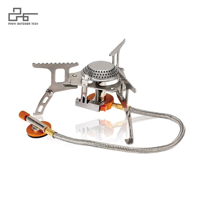 Mini Split Cookout Hiking Hunting Burner Equipment