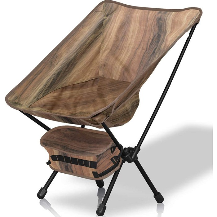 Portable Compact Outdoor Low Back Chair
