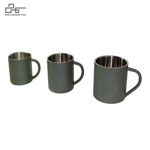 Double Wall Insulated Mug