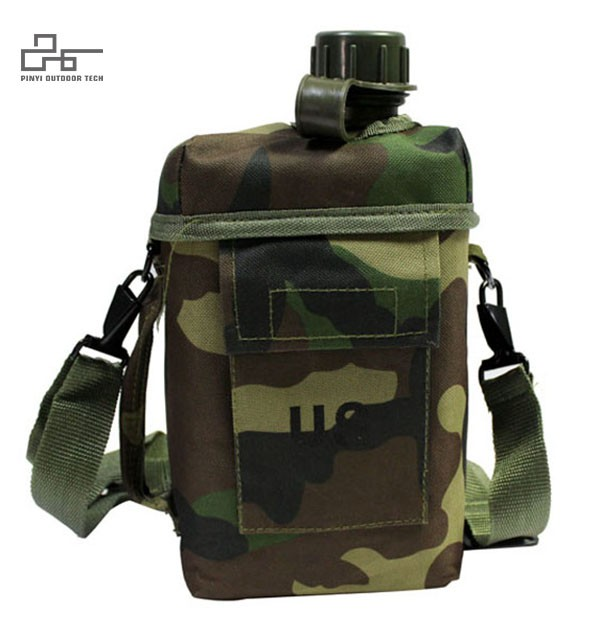 US Army Water Bottle Square 2 Litres