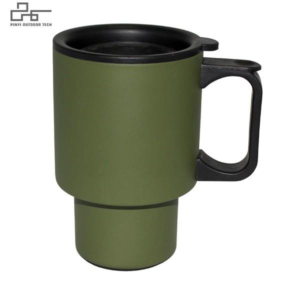 Stainless Steel Auto Mug