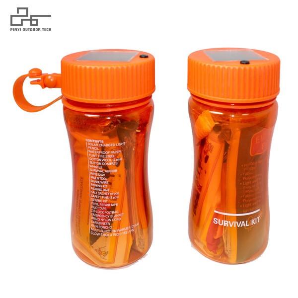 Bottle Survival Kit