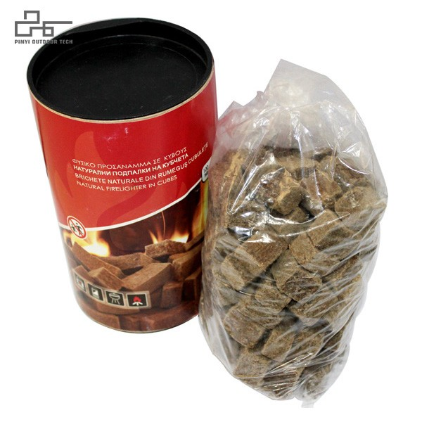 Natural Firelighter in Cubes