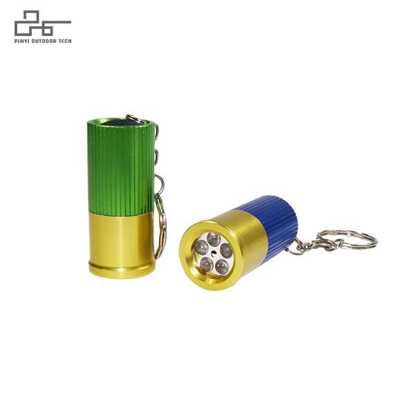 Bullet 5 LED Flashlight