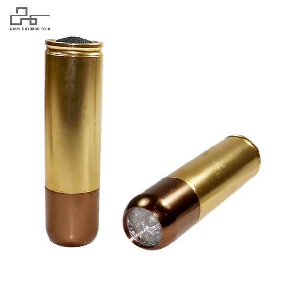 Bullet 9 LED Flashlight
