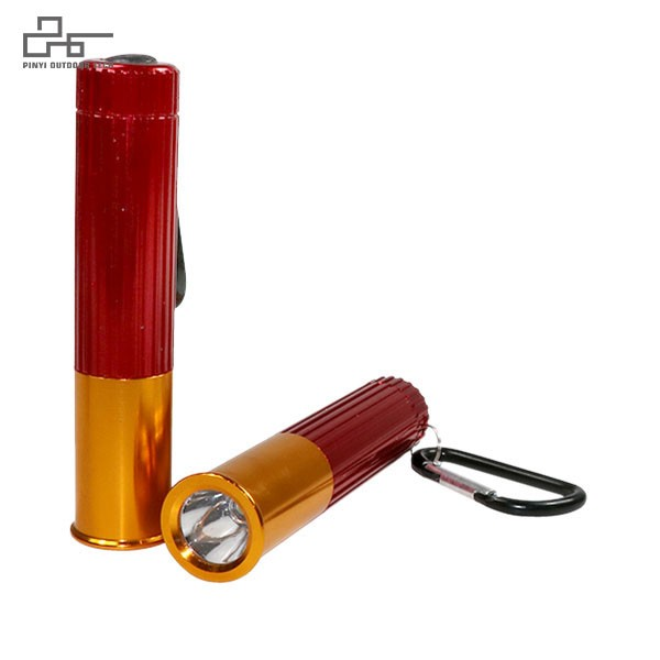 Bullet LED Flashlight