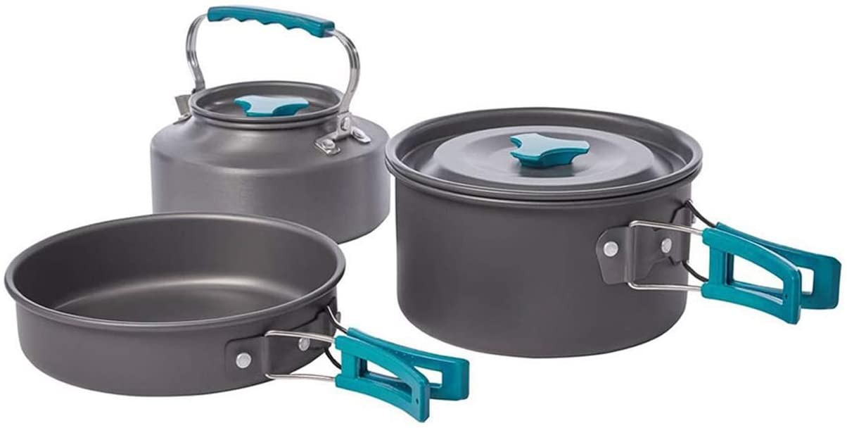 Cookware Cooking Set Anodized