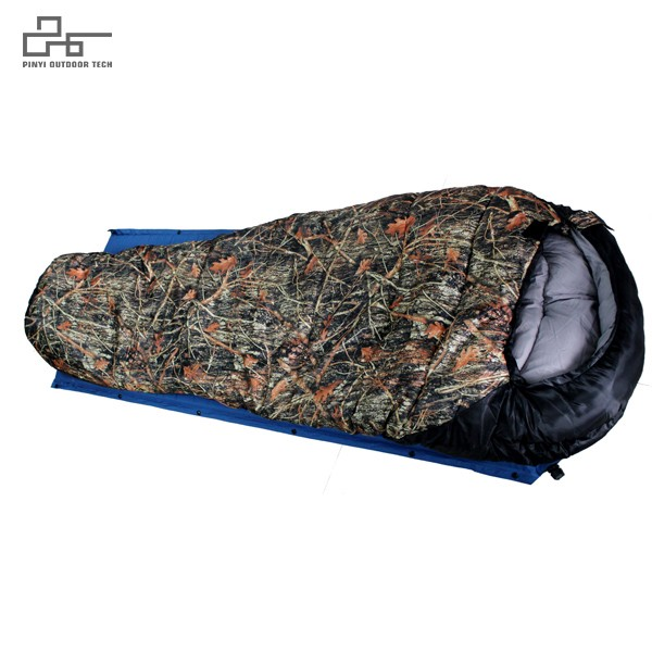 Camoflague Sleeping Bag
