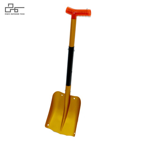 Two-Function Snow Shovel