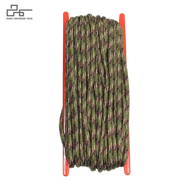 Utility Cord 50' Camo with Plastic Shelf