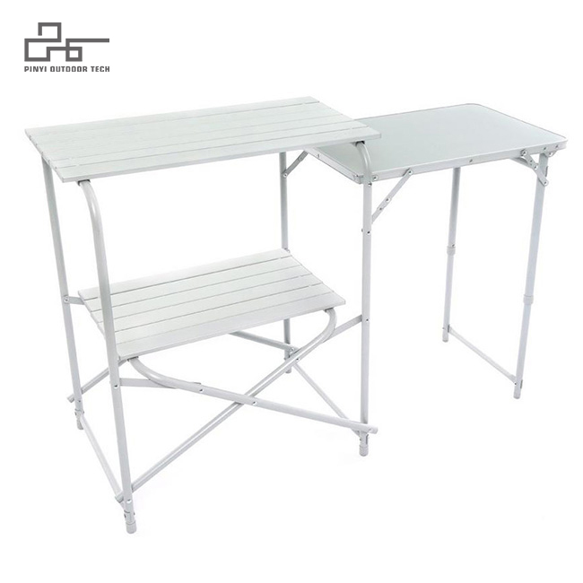 CAMP KITCHEN COOKING STAND