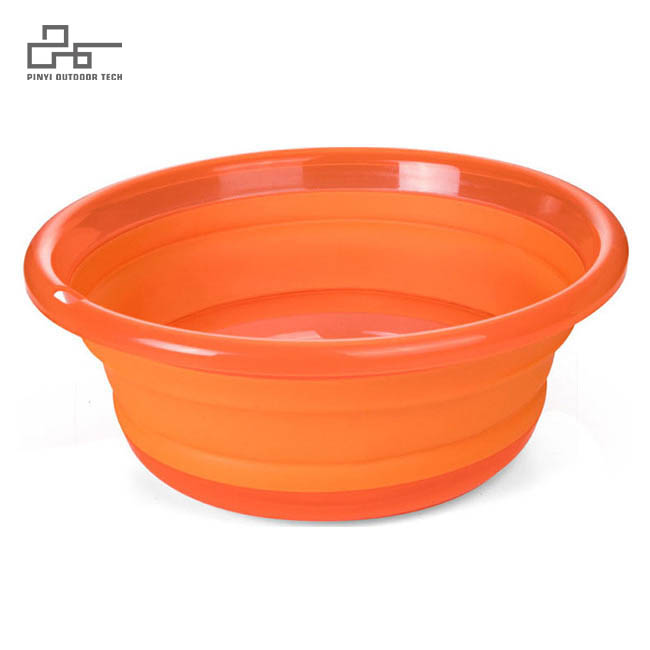 Foldable Silicone Water Bowl