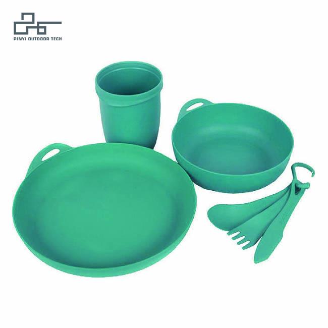 Single Tableware 6pcs Set