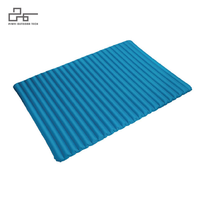 Double Striped Inflatable Pad