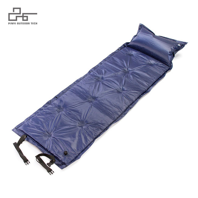 9-point Automatic Inflatable Pad With Pillow