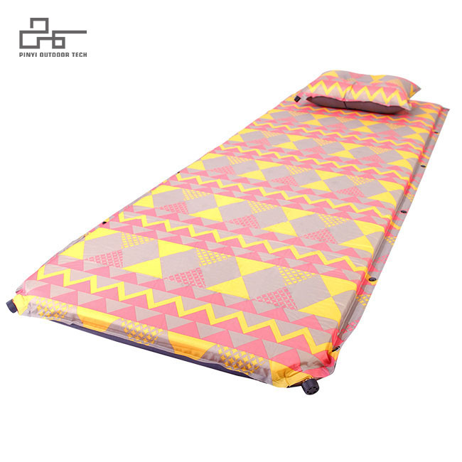 autoinflation camping mat