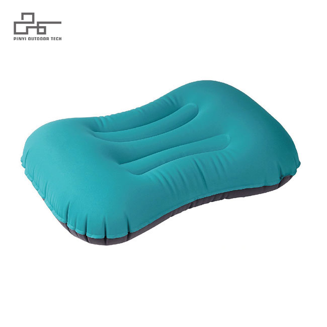 Soap-shaped Inflatable Pillow
