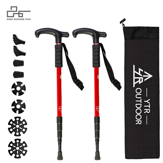 T Handle Trekking Pole
