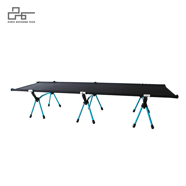 CAMPING COT WITH POCKET
