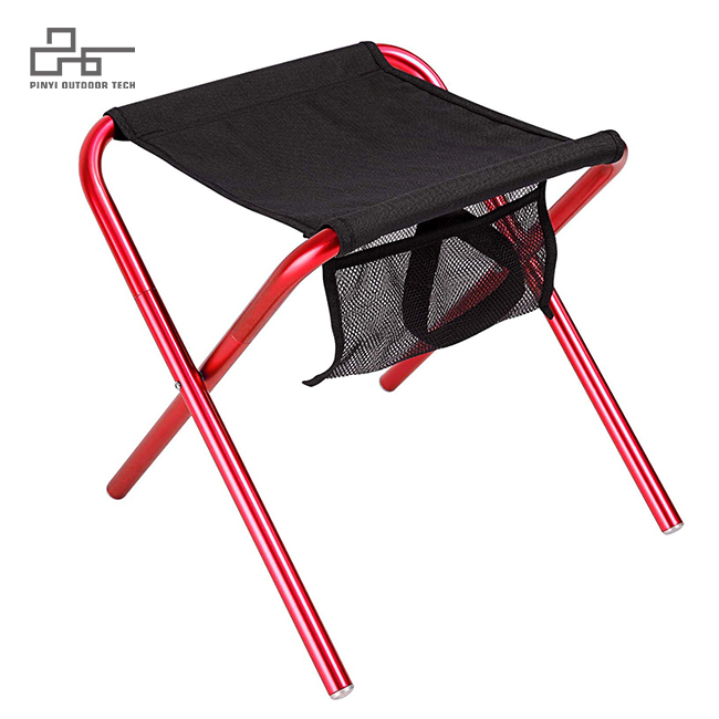 Fishing Stool With Pocket