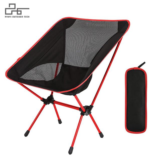 Aluminum Ultralight Folding Backpacking Camp Chair