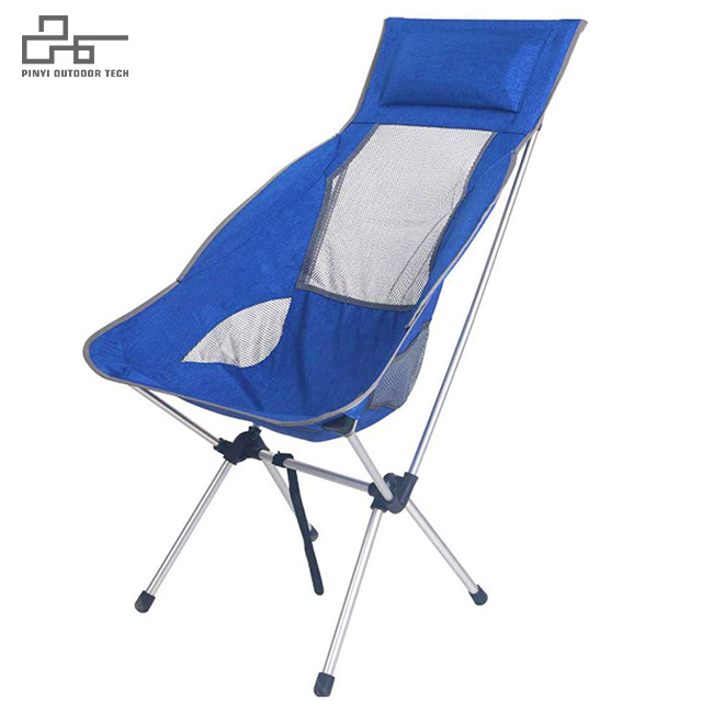 Lightweight Folding High Back Camping Chair
