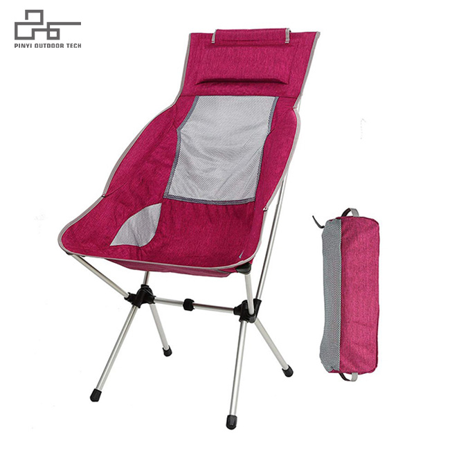 Deluxe High Back Chair