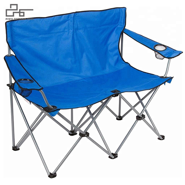 Double Seat Folding Camping Chair