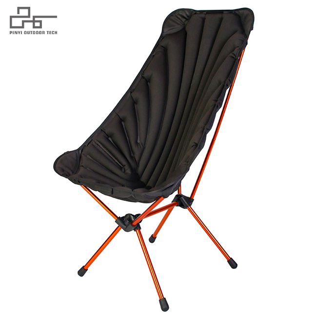 High Back Folding Inflatable Chair