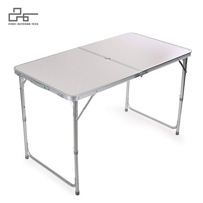 Folding Hand-held Camp Table