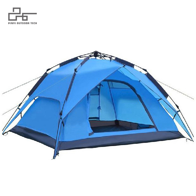 3-4 Person Camping Automatic Tent