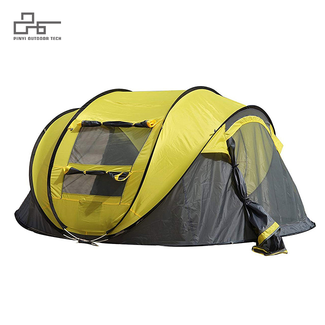 3-4 Person Automatic Water & Wind Proof Tent