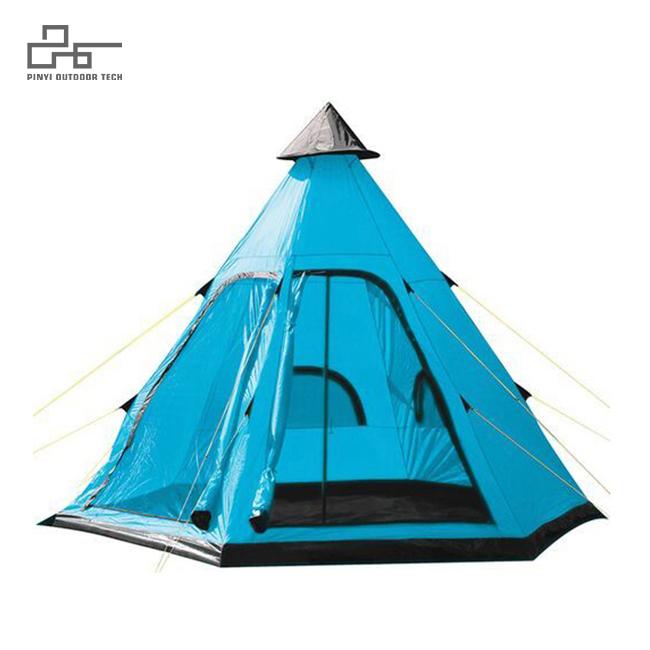 4 Person Tipi Tent